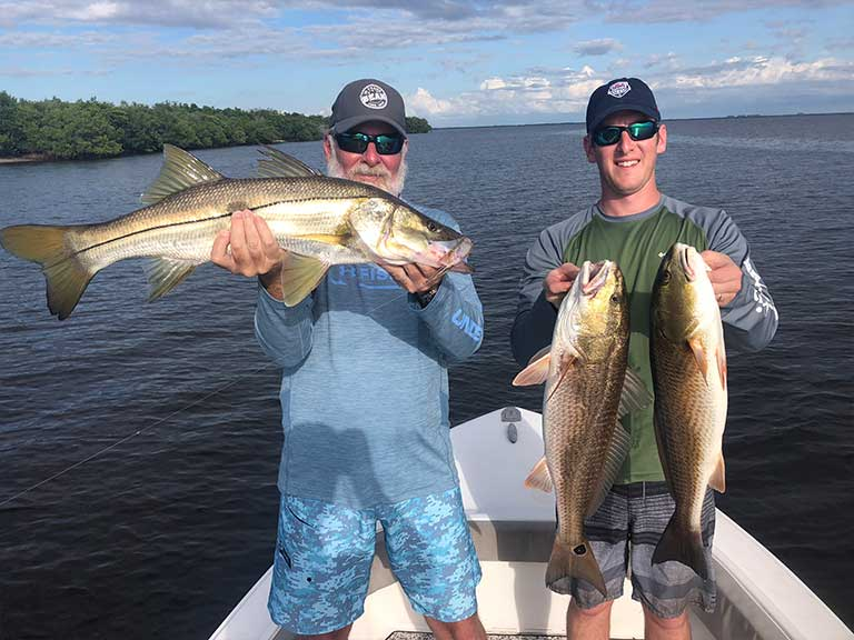 Redfish and Snook 2019
