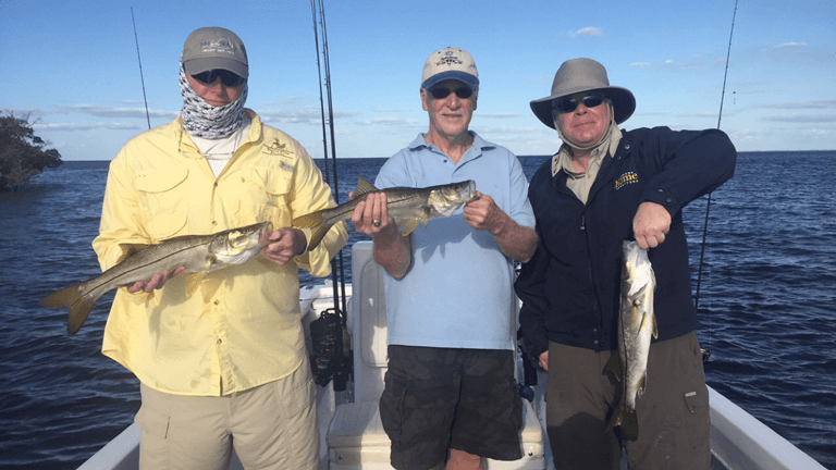 Jan 2017 monthly swfl fishing report grande adventures for Fishing in englewood florida